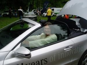 Akce Mercedes Benz