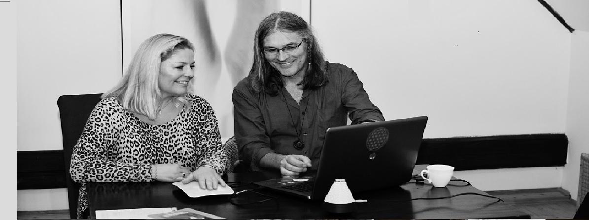 Focení a analýza aury, měření čaker ve 3D provedení